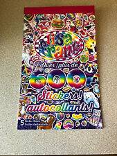 New Lisa Frank Unicorns Kittens Puppies 600+ Stickers Gift Birthdays All Ages