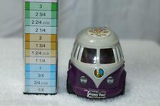 Volkswagen Combi HAPPY VAN CANDY DISPENSER NOVELTY TOY Kidsmania color purple