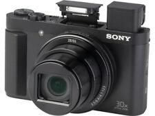 Sony Cyber-shot DSC-HX90V 18.2MP Digital Camera - Black
