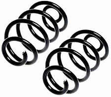 2X Renault Clio Mk III 3 Hatchback Rear Coil Spring Suspension From 2005