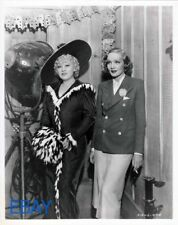 Mae West Marlene Dietrich sexy RARE Photo