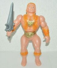 RARE TOY MEXICAN FIGURE JUMBO BOOTLEG HE-MAN Masters of The Universe