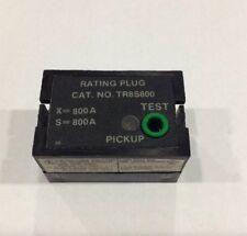TR8S800 General Electric Rating Plug 800 Amp