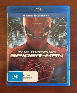 The Amazing Spider-Man - With Special Features 2 Disc - Blu-Ray