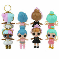8PCS/SET LOL Lil Outrageous 7 Layer Surprise Series Dolls Kids Toy Gifts