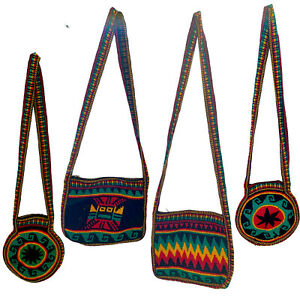 Handmade BAG SHOULDER Crossbody Messenger Bags Hippie Boho SHOULDER BAG