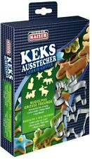 Kaiser Keks Animal Cookie Cutters (24 cookie cutters, 4 pack)