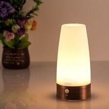 Lámpara LED de luces nocturnas PIR Sensor de movimiento con pilas ON / OFF / AUT