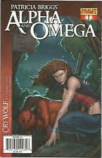 Patricia Briggs': Alpha and Omega #1 (2010) Cry Wolf  Dynamite Comics High Grade