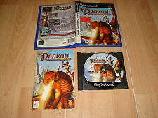DRAKAN THE ANCIENTS' GATES PARA LA SONY PLAY STATION 2 PS2 USADO COMPLETO