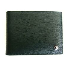 J-773100 New Mont Blanc Forest Green Bifold Wallet