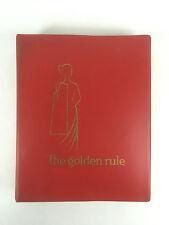 Lutterloh Golden Rule Sewing Pattern System Ruler Supplement