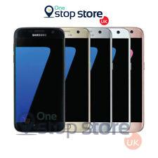 SAMSUNG Galaxy S7 SM-G930F 32GB Nero Oro Argento Smartphone Android sbloccato
