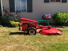 Gravely Tractor Pro 8 Nice Condition Walk Behind Mower Commercial Duty Tiller