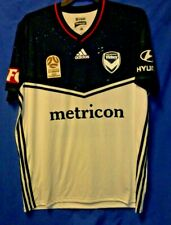 Melbourne Victory A League Soccer Football Jersey Strip 2018 Champions XL 46""