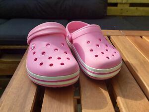 crocs gr. J3 / 35   Original - Rosa