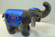 Jumbo Ringling Brothers Circus Plush Elephant Toy 1999 129th Edition