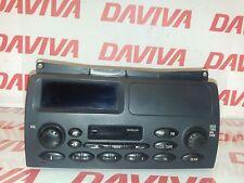 ROVER 75 1999 - 2005 AM / FM RADIO CASSETE STEREO PLAYER XQD000280PUY