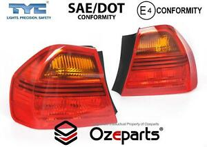 Set / Pair LH+RH Tail Light Lamp For BMW 3 Series E90 Series 1 Sedan 2005~2008