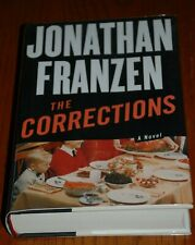 The Corrections-Jonathan Franzen-SIGNED!!-TRUE First Edition/1st Printing-RARE!!