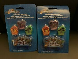 New Skylanders Birthday Party Supplies Tableware & Balloons Decorations