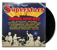 Superstars Super Hits 1978 Ronco Record #R-2170 Kiss ABBA Donna S. Manilow