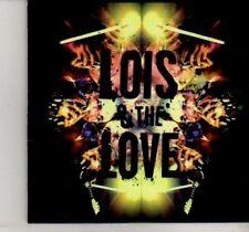 (DI425) Lois & The Love, Rabbit Hole / Dark Serenade - 2012 DJ CD