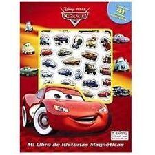Cars Mi libro de historias hagneticas / Cars Bubble Magnet Book by Catherine...