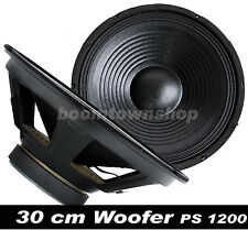 "30cm / 12"" DISCO-PA-MUSIKER-PARTY Lautsprecher Woofer  600 watt"