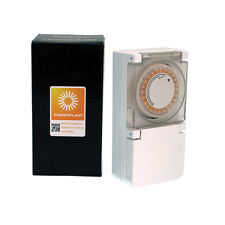 Heavy Duty Timer Not Plug And Grow Timer 600 Watt Light Timer Power Plant 1000w