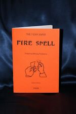 THE 7 DAY RAPID FIRE SPELL Finbarr Occult White Magic Grimoire Black Magick