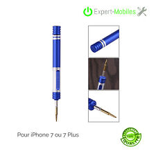 OUTIL TOURNEVIS iphone 8/7/X TRI-WING Y0.6 AIMANTE IPHONE 7/7 PLUS triwing