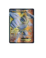 Machamp EX - 90/98 - Full Art Ultra Rare XY Ancient Origins Single Pokemon Card