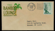 Goodfellas Collector's Envelope Addressed to Henry Hill - Bamboo Lounge *Op926