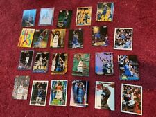 23 Different KEVIN GARNETT Basketball Cards Lot - Minnesota TIMBERWOLVES