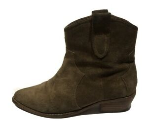 tony bianco Ankle Boots  Suede Leather Upper Size 6