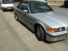 BMW E36 COUPE CONVERTIBLE FRONT OR REAR BUMPER IN ARCTIC SILVER
