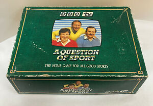 The Games Team a Question of Sport Board Game (D4)