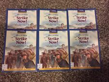 Reading Expeditions Fiction: Strike Now by Gare Thompson PB LOT OF 6