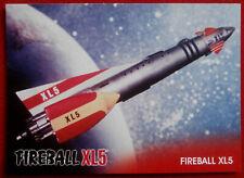 FIREBALL XL5 - Base Card #41 - FIREBALL XL5 - Gerry Anderson - 2017