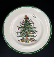 Spode Christmas Tree Teller gross  Essteller 27 cm Weihnachten Service NEU