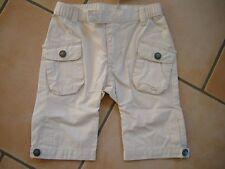 (203) Imps & Elfs Baby Estate Pantaloni Cargo Pant + Bottoni & logo ricamate gr.80