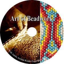 5 Books on CD – Ultimate Collection on the Art of Beadwork, How to Bead Work