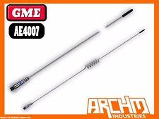 GME AE4007 UHF 60 CM STAINLESS STEEL 477 MHZ ANTENNA 6.6 DBI