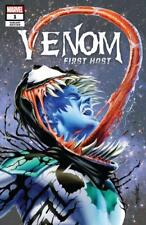 VENOM FIRST HOST #1 MIKE MAYHEW VARIANT 1ST APP TEL-KAR TRADE DRESS LTD TO 3000