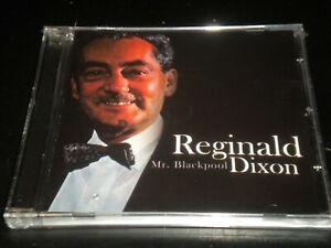 Reginald Dixon - Mr. Blackpool - CD Album 2007 - 24 Greatest Hits - NEW & SEALED