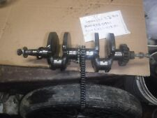 Kawasaki KZ400 KZ 400 1976  engine crankshaft
