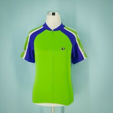 New listing Pearl Izumi Size Medium M Jersey Top Classic Short Sleeve Pullover Zip Cycling