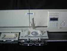 Brother knitting machine Electroknit KH 970 Electronic Complete & Serviced