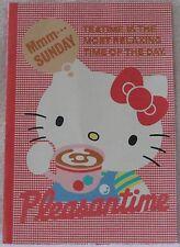 Sanrio Hello Kitty Notepad